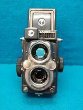 Vintage Yashica 44LM TLR 127 Film Camera c1959-1965 with Case