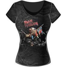 T-Shirts für Musikfans von Iron-Maiden