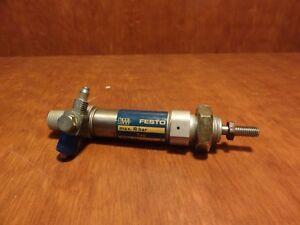 Festo pneumatic cylinder ESN 16 x 10