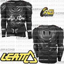 Leatt Adult 5.5 Black Body Protector Body Armour Suit Large XL Motocross Enduro