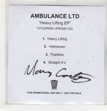 (GD23) Ambulance LTP, Heavy Lifting - DJ CD