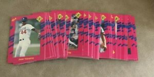 1990 Classic Baseball Update Full & Completed Set #T1 through #T50