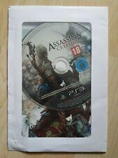 Assassin's Creed III PlayStation 3 NEU PS3