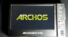 Archos 604 - 30GB Ultra Slim Portable Multimedia Player, TV, Works Great!