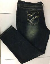 FASHION BUG Women's blue jeans size WT 28 X L 32