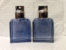 Eternity Aqua for Men *Calvin Klein 2 pc Gift Set **NEW** ***NO BOX****