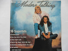 Modern Talking Best Of Modern Talking Cheri Cheri Lady Dieter Bohlen DINO 1988