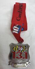 2012 Frederick Half Marathon Finisher Medal and Ribbon 13.1 Maryland