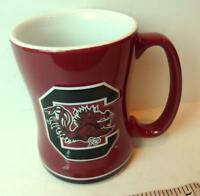 Gamecocks Coffee Mug NCAA Big Grip Handle South Carolina