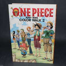 One Piece - Color Walk 2 - ANIME ARTBOOK NEW