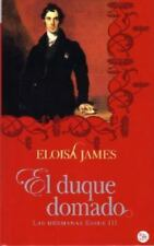 El duque domado/ The Taming of the Duke (Spanish Edition)-ExLibrary