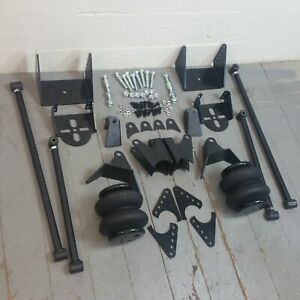 2600lb  Bags Triangulated Full Size 4 Link Kit for 1932 - 1948 Packard