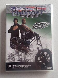 American Chopper -  Comanche Bike (DVD, 2005) - Region 4