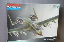 Monogram A-10 Thunderbolt II 1:48 Plastic Model Kit #5505