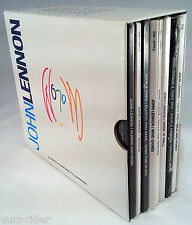 JOHN LENNON complete studio collection - box 8 CD L'Espresso 2011 - sigillati