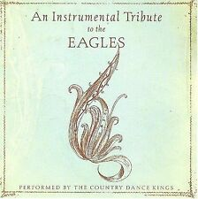 FREE US SHIP. on ANY 2 CDs! ~LikeNew CD Country Dance Kings: Instrumental Tribut