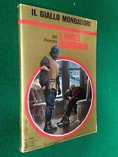 Bill PRONZINI - IL NEMICO SCONOSCIUTO , Giallo Mondadori 2193 (1991)