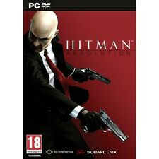 Hitman Absolution Game PC 100% Brand New