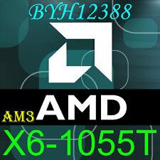 AMD Phenom II X6 1055T HDT55TFBK6DGR AM3 2.8 GHz 667 MHz Six Core CPU Processor