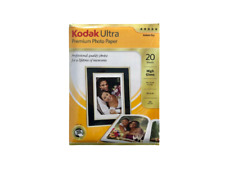 Kodak ULTRA Premium Photo Paper 4 X 6 20 Sheets 280gsm 250microns - Free Postage
