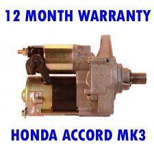 Honda Accord MK3 Mk III 1.6 2.0 1985 1986 1987 1988-1989 Motor de Arranque