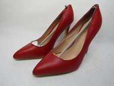 Journee Collection Yoko Women's High Heels Red Size 8
