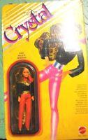 Bambola Crystal Tinsel Paillette Dazzle doll 1981 MATTEL No.5681 Fondo Magazzino