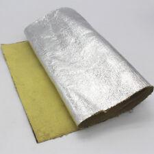 ARAMID Barrier Blanket Mat Aluminized Heat Shield Exhaust Cover 48 in × 24 in