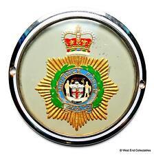 Vintage années 60 voiture badge-Force de Défense Jamaïque JDF-Ouest de l'Inde Régiment Armée