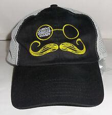 NEW MENS THE TRAVELER BEER CO CURIOUS TRAVELER SHANDY BLACK NOVELTY BASEBALL HAT