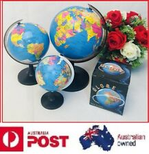 World Globe Map On Stand Large Kids Light Of The Blue Gift Toy Education 3 size