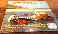 LOLA FISHER & RICHARD M. SHERMAN SONGS from CHITTY CHITTY BANG BANG UK LP 1969