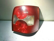 VW PASSAT 3BG 00-05 DRIVE SIDE REAR RIGHT OUTER TAIL LIGHT LAMP  3B9945096