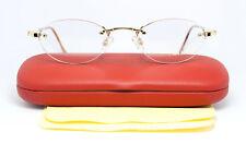 S.T. DUPONT D512 Original Brille Eyeglasses Lunettes Occhiali Avance VAQ801 Gold