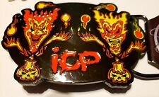 Insane Clown Posse Jeckyl Brothers Belt Buckle ICP Twiztid Rap Hip Hop Clowns