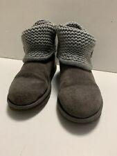 Ugg Australia Knit Sweater Boots Size Us 3