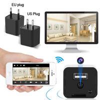 Cámara de seguridad WiFi inalámbrica 1080P Detección de Movimiento USB Cargador