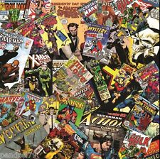 Marvel Dc Comics Sticker Bomb sheet  Vinyl Decal honda Dub  500mm by 500mm