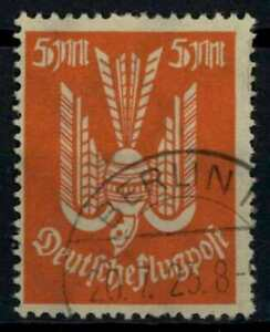 Germany 1923 SG#269, 5m Air Used Cat £65 #E34061
