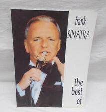 Music Book - The Best Of Frank Sinatra For Piano & Voice