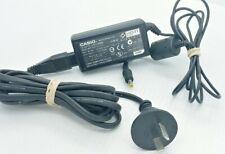 genuine CASIO AD-C51G for EXILIM Digital Camera AC Adaptor (5.3V 650mA)