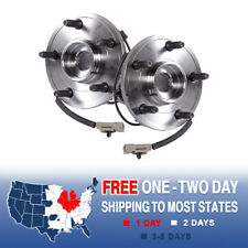 2 NEW Front Wheel Hub Bearing Assembly JEEP COMMANDER GRAND CHEROKEE 4WD 4X4 RWD