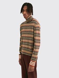 Adidas Wales Bonner Tri Roll Neck Sweater UK Medium BNWT