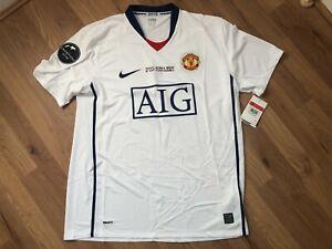 Manchester United Champions League Final Shirt 2009
