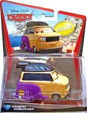 Disney Pixar Cars 2 Deluxe Diecast - Kingpin Nobunaga