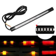 48 LED Souple Moto Lumière Bande Frein Arrêt Feux arrière Signal Arrêtez Intégré