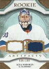 Top 2020-21 NHL Rookie Cards Guide and Hockey Rookie Card Hot List 88