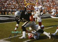 BO JACKSON #1 REPRINT 8X10 PHOTO SIGNED AUTOGRAPHED MAN CAVE ROYALS RAIDERS GIFT