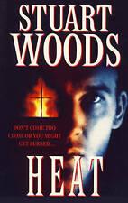 Heat, Woods, Stuart | Paperback Book | Good | 9780006479154