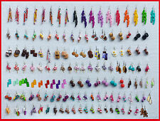LOT 30 paires BIJOUX GOURMANDS FUNNY EARRINGS BOUCLES D'OREILLE LOT REVENDEURS